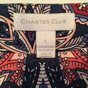 Charter Club Tops - Charter Club Large no iron top